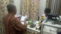Kegiatan Monitoring dan Evaluasi Administrasi Pemungutan Retribusi di Pasar Rejowinangun