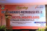 Launching Penerapan E-Retribusi ke-2